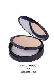 Gabrini Professional Matte Powder 3 lowest price in pakistan on saloni.pk