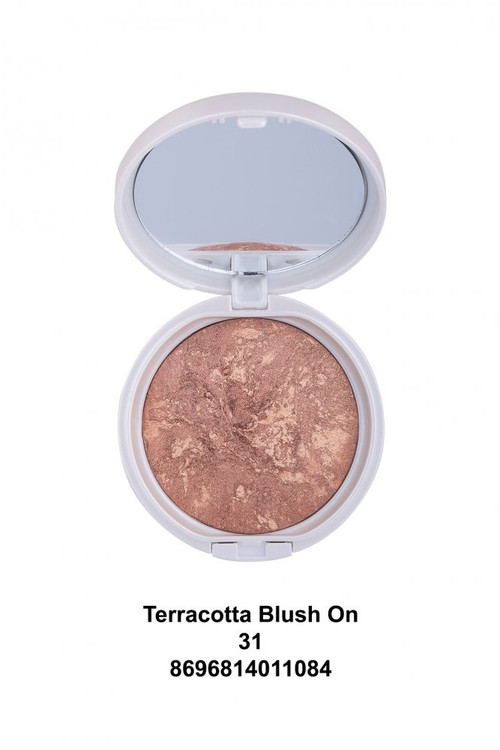 Gabrini Terracotta Blush On 31  lowest price in pakistan on saloni.pk