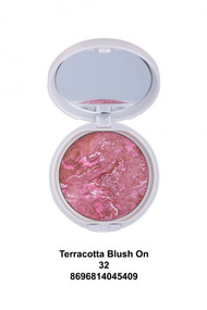 Gabrini Terracotta Blush On 32  lowest price in pakistan on saloni.pk