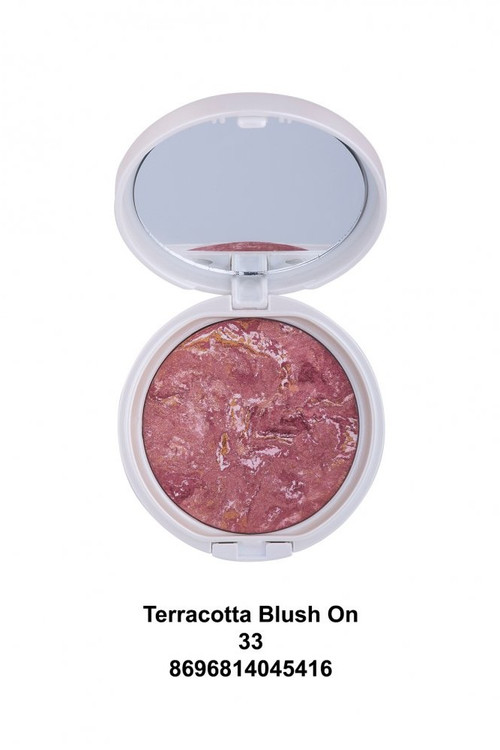 Gabrini Terracotta Blush On 33  lowest price in pakistan on saloni.pk