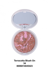 Gabrini Terracotta Blush On 34  lowest price in pakistan on saloni.pk