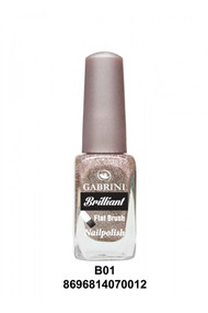 Gabrini Brilliant Nail Polish 1 lowest price in pakistan on saloni.pk