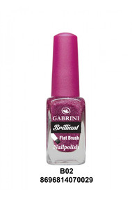 Gabrini Brilliant Nail Polish 2 lowest price in pakistan on saloni.pk