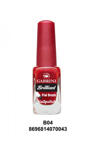 Gabrini Brilliant Nail Polish 4 lowest price in pakistan on saloni.pk