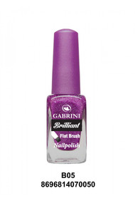 Gabrini Brilliant Nail Polish 5 lowest price in pakistan on saloni.pk