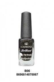 Gabrini Brilliant Nail Polish 6 lowest price in pakistan on saloni.pk