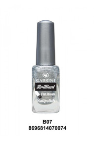 Gabrini Brilliant Nail Polish 7 lowest price in pakistan on saloni.pk