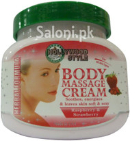 Hollywood Style Body Massage Cream (Front)
