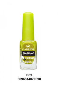 Gabrini Brilliant Nail Polish 9 lowest price in pakistan on saloni.pk