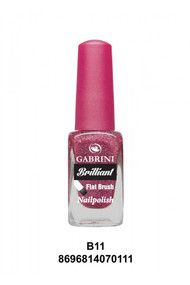 Gabrini Brilliant Nail Polish 11 lowest price in pakistan on saloni.pk