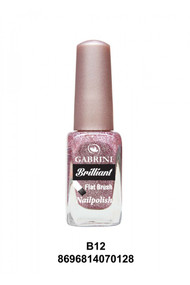 Gabrini Brilliant Nail Polish 12 lowest price in pakistan on saloni.pk