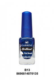 Gabrini Brilliant Nail Polish 13 lowest price in pakistan on saloni.pk