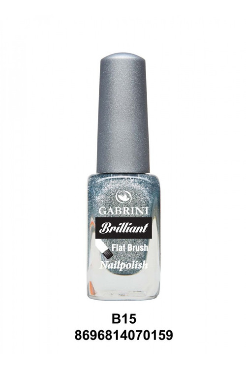 Gabrini Brilliant Nail Polish 15 lowest price in pakistan on saloni.pk