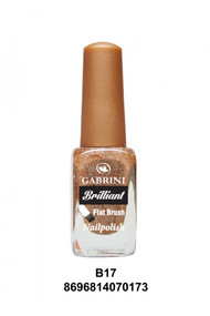 Gabrini Brilliant Nail Polish 17 lowest price in pakistan on saloni.pk