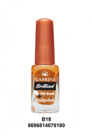 Gabrini Brilliant Nail Polish 18 lowest price in pakistan on saloni.pk