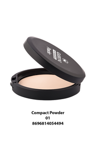 Gabrini Compact Powder 1  lowest price in pakistan on saloni.pk