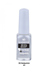 Gabrini 3D Nail Polish 1 lowest price in pakistan on saloni.pk