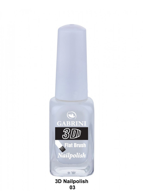 Gabrini 3D Nail Polish 3 lowest price in pakistan on saloni.pk