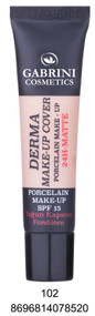 Gabrini Derma Makeup Cover Foundation 02