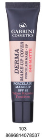Gabrini Derma Makeup Cover Foundation 03
