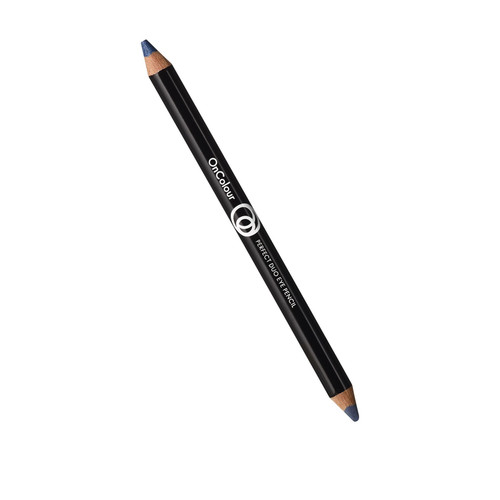 Oriflame OnColour Perfect Duo Eye Pencil Blue & Sapphire 1.5 g   lowest price in pakistan on saloni.pk