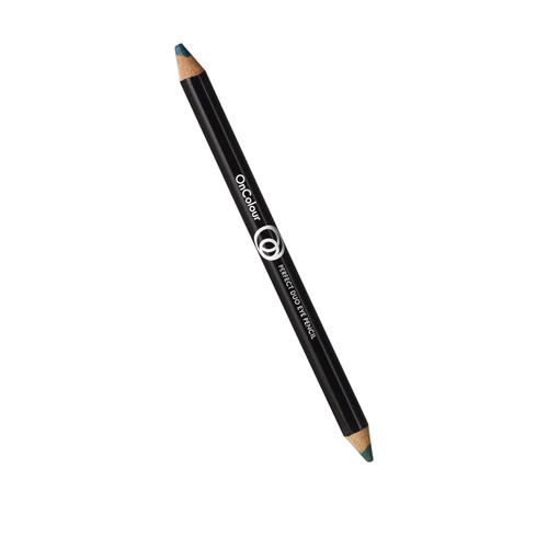 Oriflame OnColour Perfect Duo Eye Pencil Green & Turquoise 1.5 g  lowest price in pakistan on saloni.pk