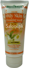 Hollywood Style Clear Pore Oily Skin Cleansing Wash (Front)