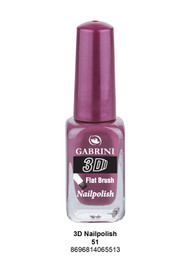 Gabrini 3D Nail Polish. Lowest price in pakistan on saloni.pk