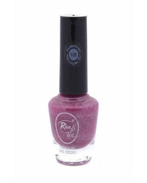 Rivaj Uk Fashion Fit Nail Polish 4 ml. Lowest price on Saloni.pk