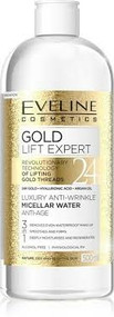 Eveline Gold Lift Water Micellar Water 500 ML. Lowest price on Saloni.pk.