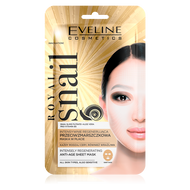 Eveline Royal Snail Anti-age Face Sheet Mask. Lowest price on Saloni.pk.