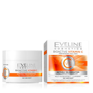 Eveline Bio-active Vitamin C Illuminating Cream Day & Night 50 ml