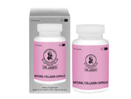 Dr.James Natural Collagen Capsule 60 Capsules Lowest price in pakistan on saloni.pk
