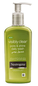 Neutrogena Visibly Clear Pore & Shine Daily Wash (200 ML)