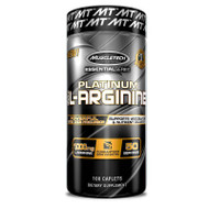 MuscleTech Essential Series Platinum 100% L-Arginine 1000 mg. Lowest price on Saloni.pk