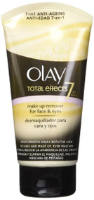 Olay Total Effects 7 In One Anti-Ageing Makeup Remover For Face & Eyes 150 ML. Lowest price on Saloni.pk