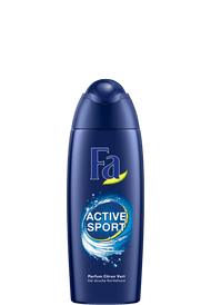 Fa Active Sport Shower Gel Lime Scent 250 ML. Lowest price on Saloni.pk