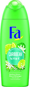 Fa Island Vibes Caribbean Wave Shower Gel 250 ML. Lowest price on Saloni.pk