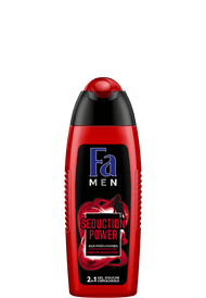 Fa Men Seduction Power Shower Gel 250 ML. Lowest price on Saloni.pk