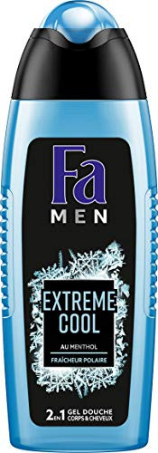 Fa Men Extreme Cool Shower Gel 250 ML. Lowest price on Saloni.pk