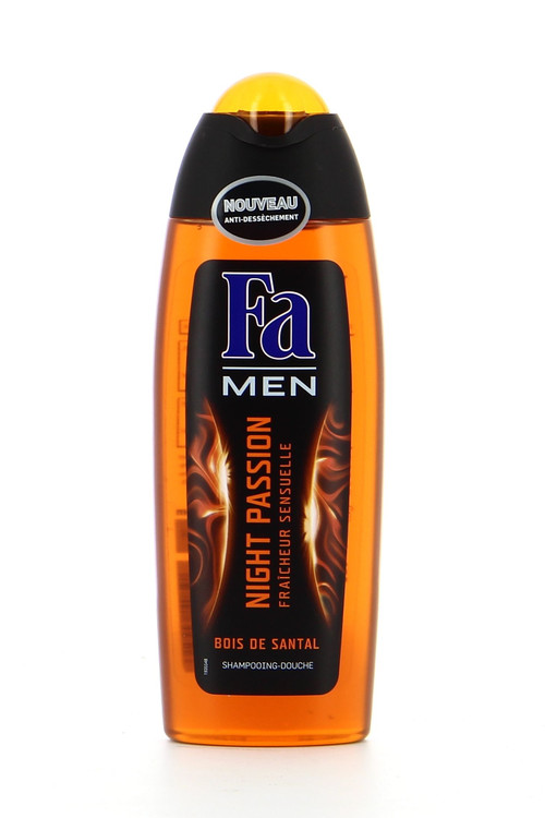 Fa Men Night Passion Shower Gel 250 ML. Lowest price on Saloni.pk