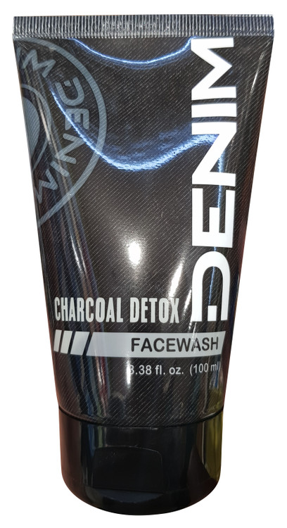 Denim Charcoal Detox Face Wash 100ml buy online in pakistan