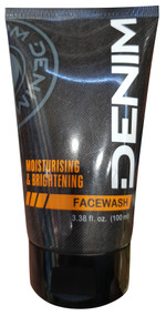 Denim Moisturising & Brightening Face Wash 100ml buy online in pakistan