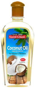 Saeed Ghani Coconut Enriched Hair Oil 200 ML. Lowest price on Saloni.pk