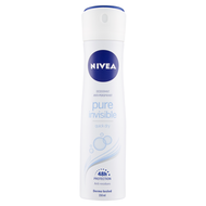 Nivea Anti Perspirant 48h Pure Invisible Deodorant Spray 150ML. Lowest price on Saloni.pk
