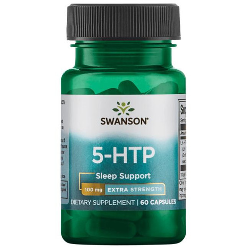 Swanson 5-HTP Extra Strength 100 Mg 60 Capsules. Lowest price on Saloni.pk