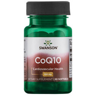 Swanson CoQ10 100mg 50 Softgels. Lowest price on Saloni.pk