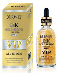 Dr Rashel VIP 24K Gold Serum 50 ML. Lowest price on Saloni.pk