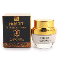 Dr Rashel 24K Gold And Collagen Whitening Cream 30 ML. Lowest price on Saloni.pk