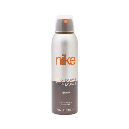 Nike Up Or Down Silver Deo For Men 200 ml lowest price in pakistan on saloni.pk